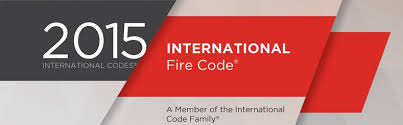 2015 International Fire Code